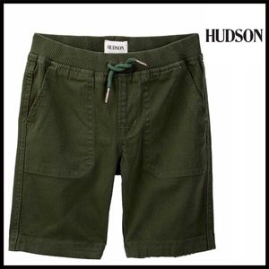 HUDSON Toddler Twill Shorts